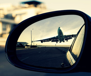 airplane, car, and plane image