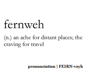 quote, travel, and ache image