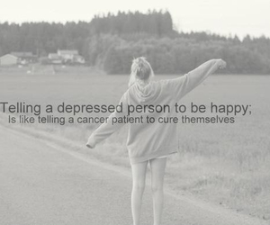 depressed, depression, and quotes image