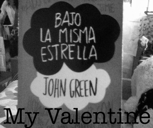 Valentine Day, augustus waters, and tfios image