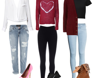 clothes, comfortable, and date image