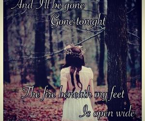 Lyrics, story of my life, and tell it image