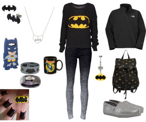 batman and outfit image