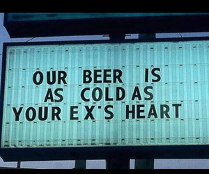 beer, heart, and funny image