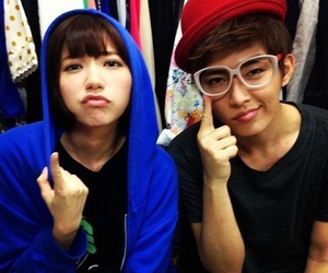 just you, couple, and aaron yan image