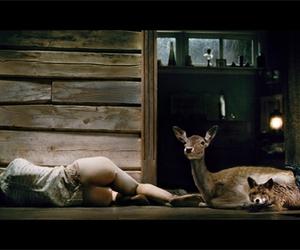 antichrist and Lars Von Trier image