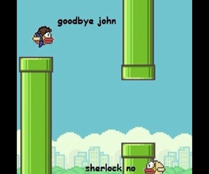sherlock and flappy bird image