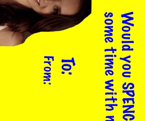 spencer, valentines day, and valentines day card image