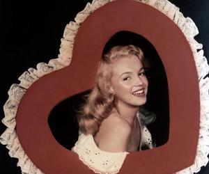 Marilyn Monroe, vintage, and heart image