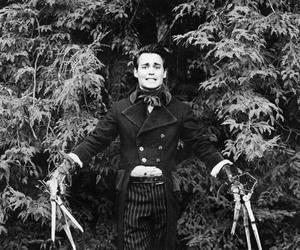 johnny depp, edward scissorhands, and actor image