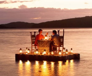 love, romantic, and couple image