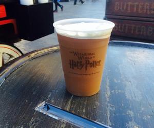 drink, potter, and hogwards image
