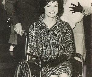 bitchin, black and white, and JFK image