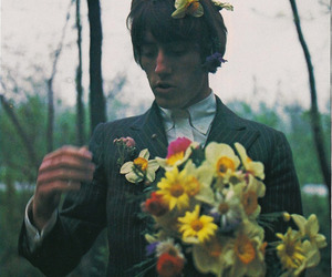 flowers, retro, and the who image