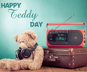 happy teddy day, teddy day picture, and teddy day pictures image