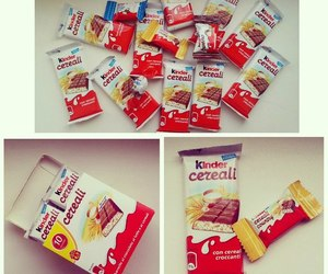 chocolate and kinder image