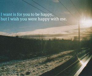 happy, quote, and phrases image