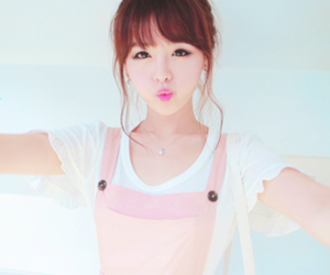 ulzzang, cute, and korean image