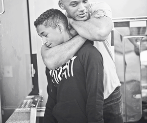 will smith, jaden smith, and smith image
