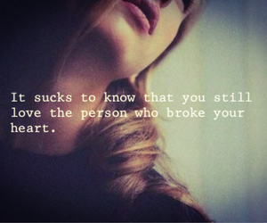broke, girl, and quote image