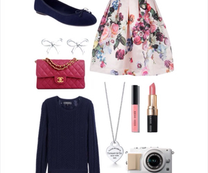 camera, chanel, and heart image