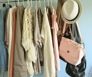clothes, fashion, and bag image
