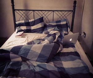 apple, bed, and escape image