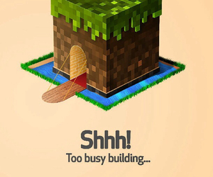 game and minecraft image