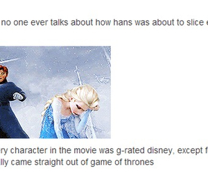 frozen, hans, and elsa image