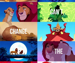 disney, lion king, and past image