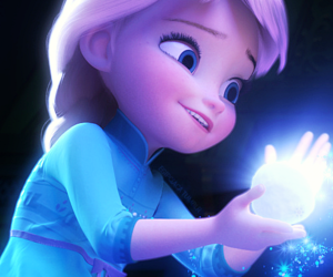 color, queen elsa, and disney image