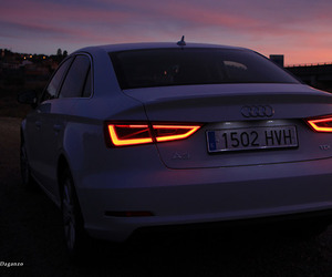 car, A3, and audi image