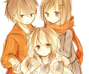 anime, kisaragi shintaro, and tateyama ayano image