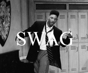 swag, will smith, and black and white image