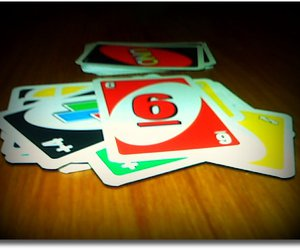 cards, uno, and green image