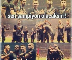 galatasaray and sampiyon image