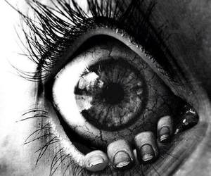 creative, open your mind, and eye image