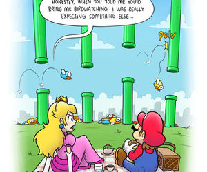 mario, flappy bird, and funny image