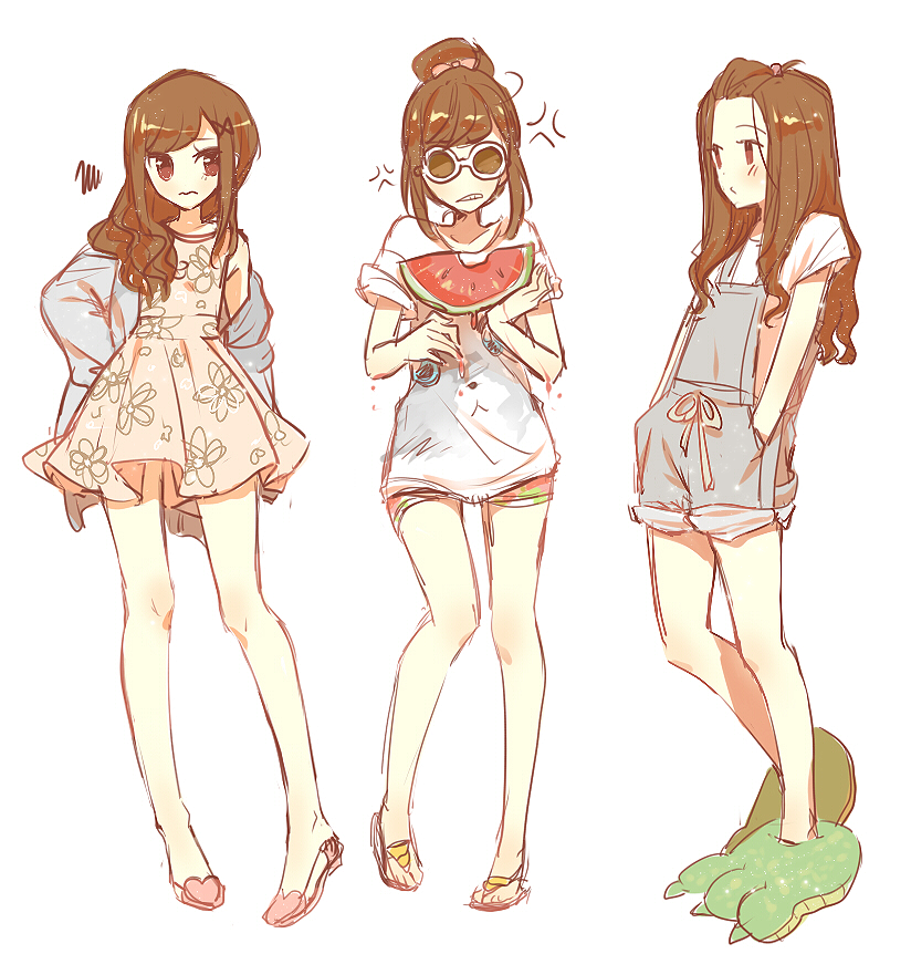 Frick Frack Oldroyalcouple Doodle Of Some Recent Outfits My
