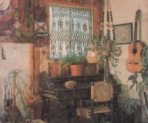 bohemian and room image