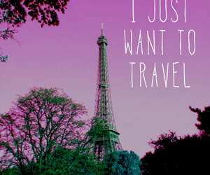 paris, travel, and Dream image