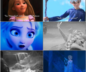 frozen, jack, and snow image
