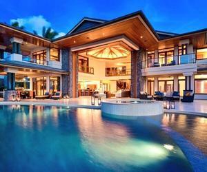 beautiful, house, and amazing image