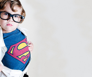 superman, cute, and boy image