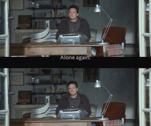alone, love actually, and Colin Firth image