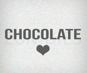 chocolate and love image