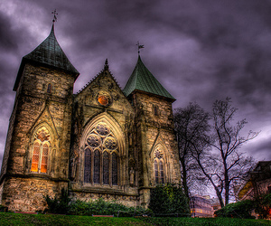beautiful, cathedral, and church image