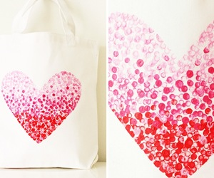 craft, diy, and heart image