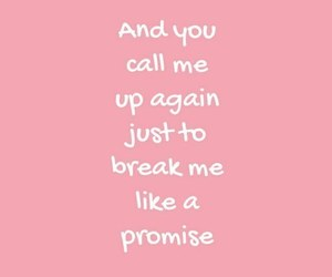 promise, Taylor Swift, and all too well image