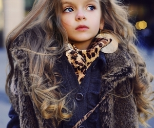 girl, fashion, and child image